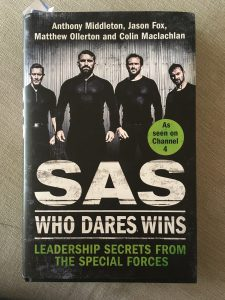 SAS: Who Dares Wins: Leadership Secrets from the Special Forces (Sas Who Dares Wins)